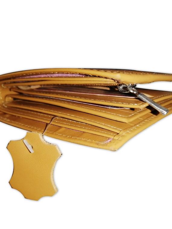 Wallet Mustard for Men (2)