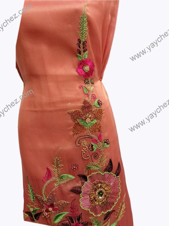 Hand Made Embroidered shirt for women