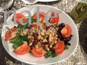 豆のイタリアンマリネ