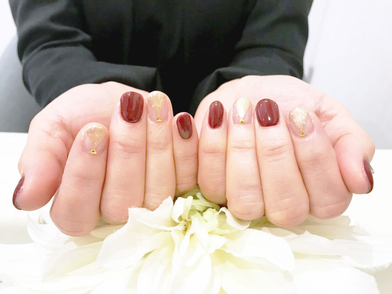 personal color nail