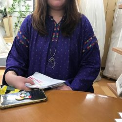 40代女性パーソナルカラー診断