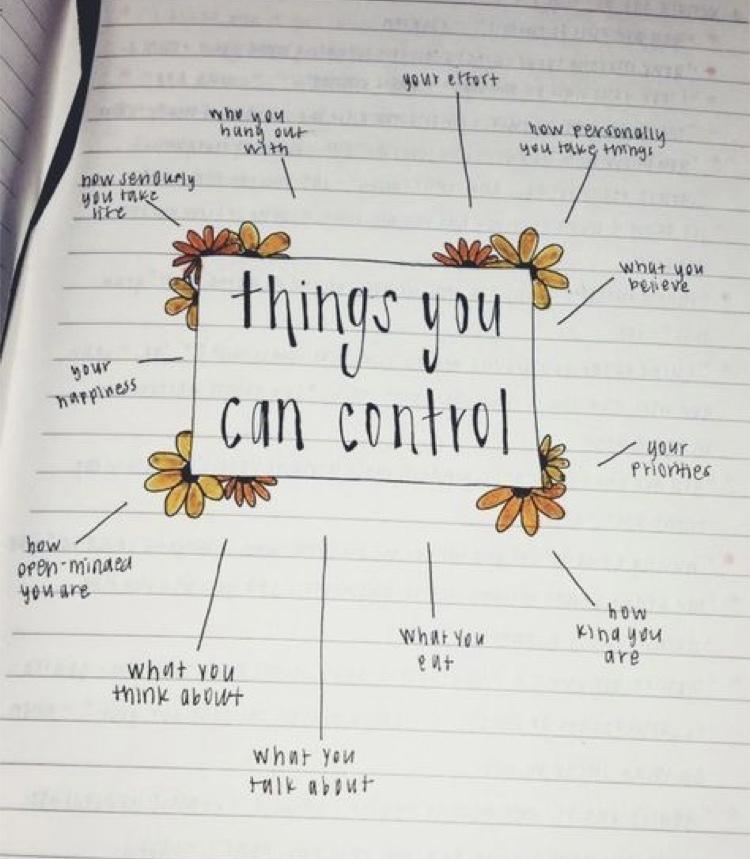 Hayatta Kontrol Edebileceğimiz 10 Konu