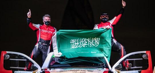 رالي باها دبي 2021