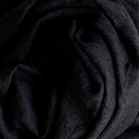 Yazemeenah Cashmere Shawl in Black