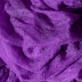 Yazemeenah Cashmere Shawl in Purple