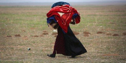 ezidi kadınlar - yazi atolyesi- (9)