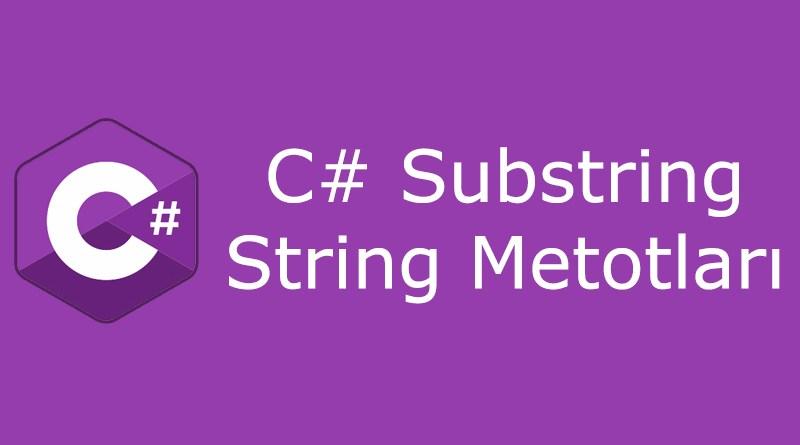 C# substring
