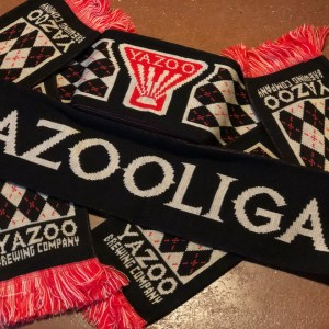 """Yazooligan"" Scarf"