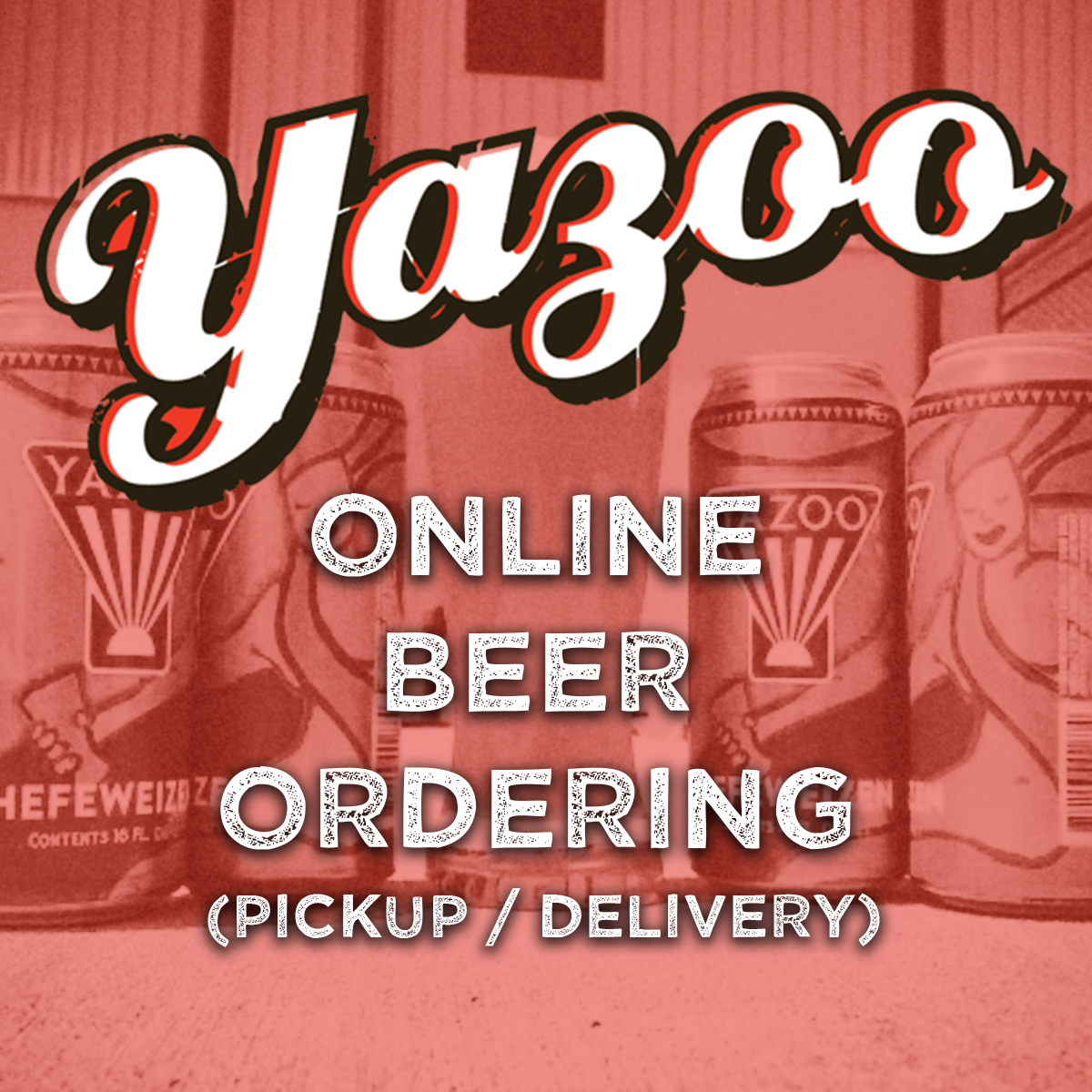 BEER (for Pickup/Delivery)