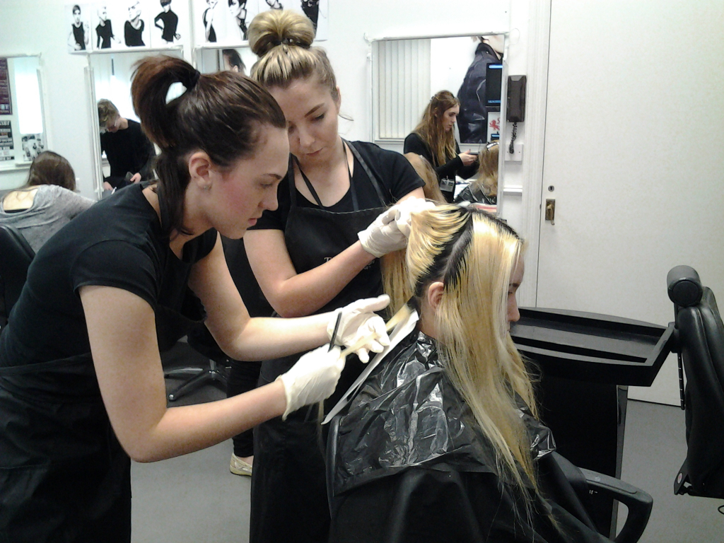 Leeds Hair Academy Apprenterships In Hairdressing 2016