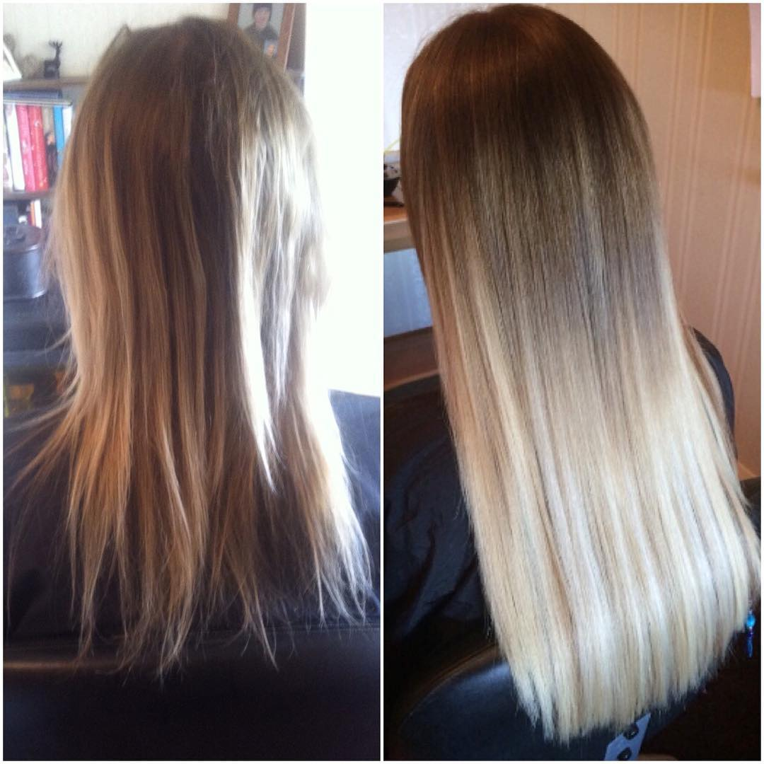 Annabelle Creates New Great Hairstyles Using Great Lengths