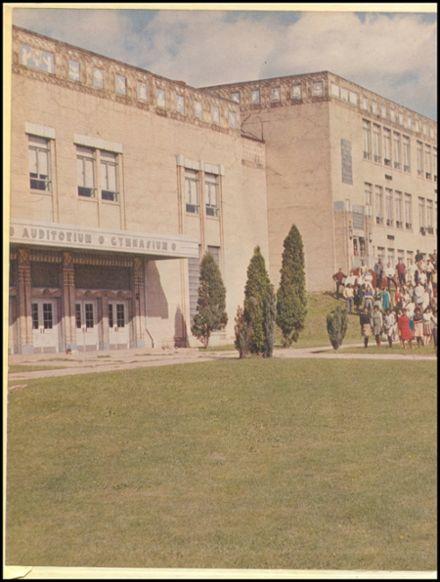 Farrell School Farrell Pa