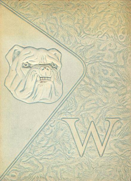 1950 School Waukegan Yearbook High