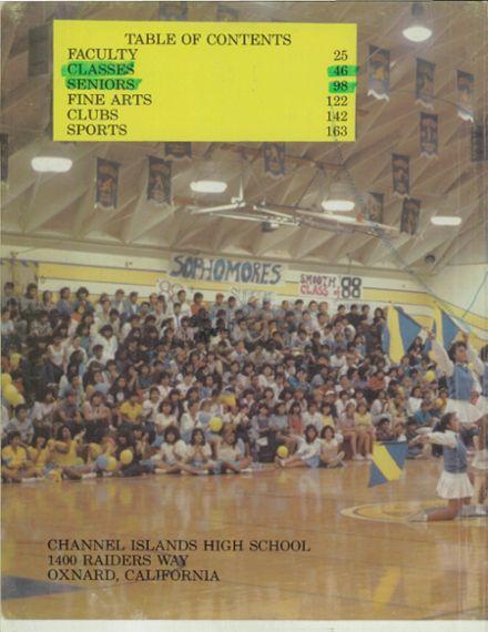 Channel High School Football Islands