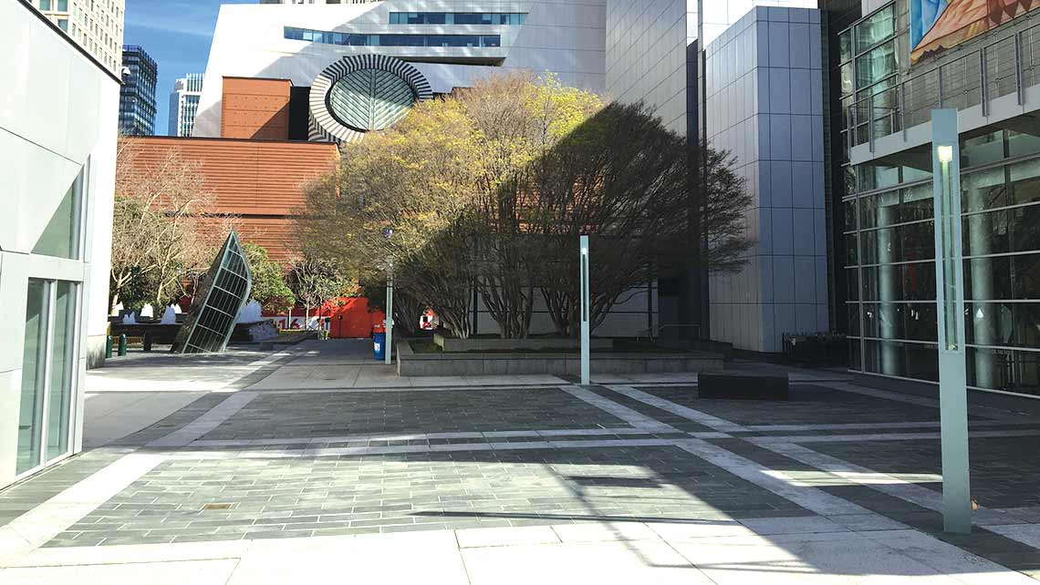 Photo of East Plaza at Yerba Buena Gardens