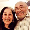 Linda Lucero and Eddie Palmieri