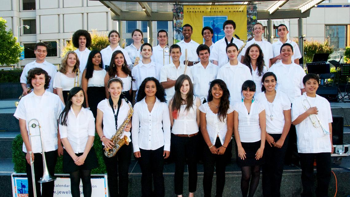 Photo of Latin Jazz Youth Ensemble