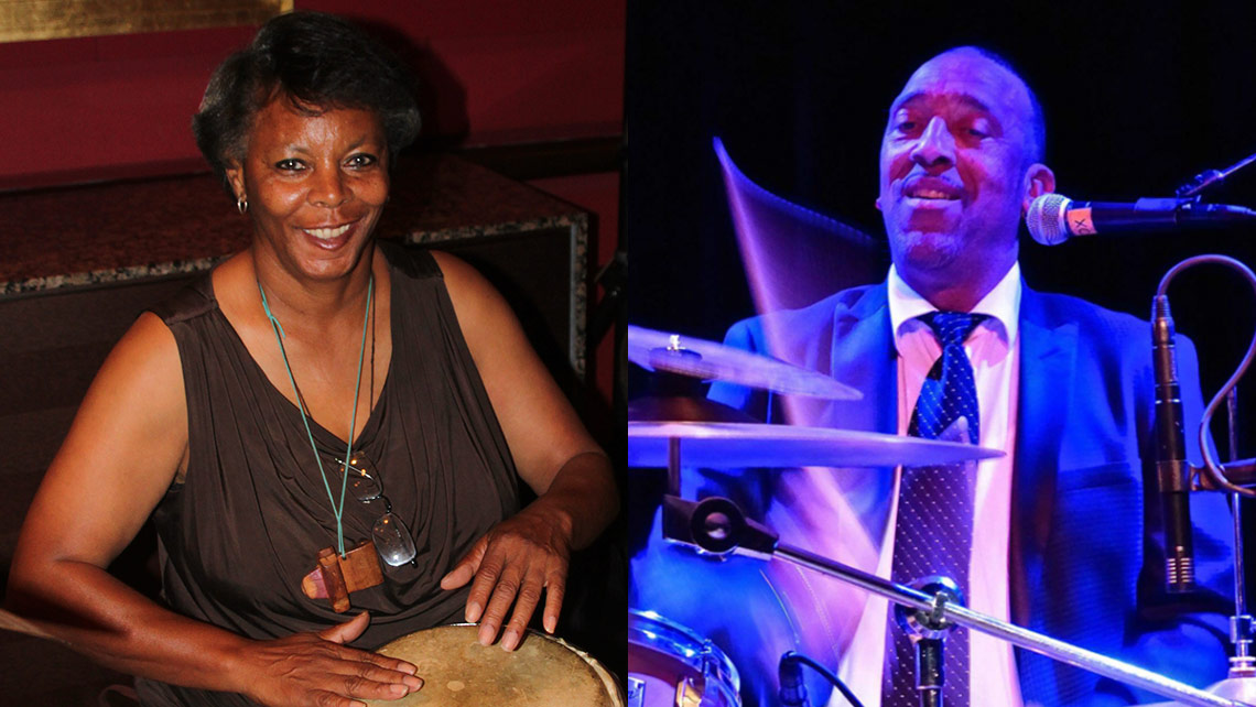Photos of Linda Livingston and Bill Norwood