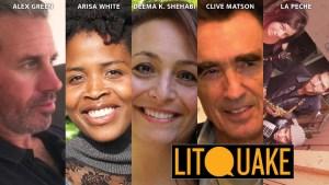 Photo of Litquake Poets