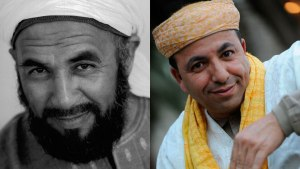 Photo of Yassir Chadly and Bouchaib Abdelhadi