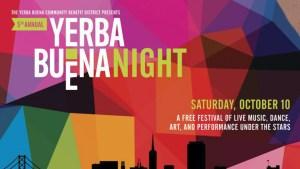 Yerba Buena Night 2015