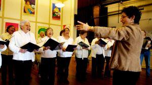 Photo of Community Music Center choir
