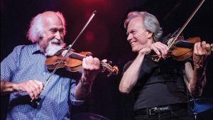 Photo of Michael Doucet & Tom Rigney