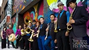Photo of music group Fanfare Zambaleta by April R Renae