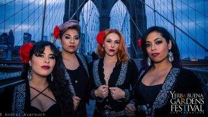 Photo of music group Mariachi Flor de Toloache by Andrei Averbuch