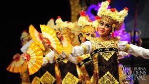 Photo of Balinese music and dance group Gamelan Sekar Jaya