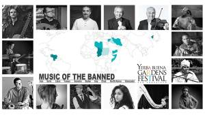 Photo Collage for Music of the Banned