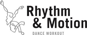 Rhythm & Motion Dance Workout logo