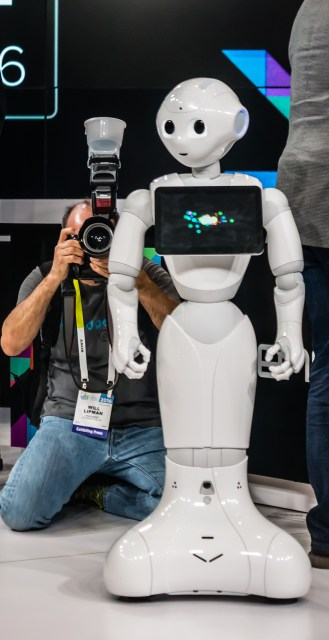 CES 2016 Gallery by James F. Mattil, YBLTV Writer / Reviewer / Photographer.