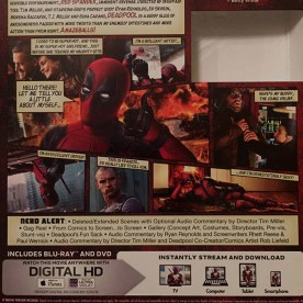 Deadpool Movie Case Front Cover. Source: Jack X / YBLTV / YBL, LLC.