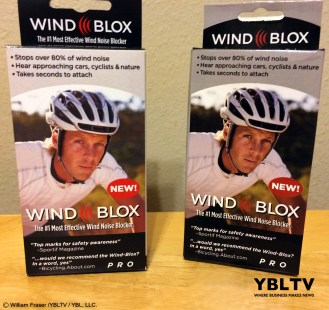 YBLTV Writer / Reviewer, William Fraser reviews Wind-Blox Pro: The #1 Most Effective Wind Noise Blocker.