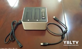 OWC Drive Dock. YBLTV Review by Aaron Dunn.