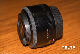 Yongnuo 50mm F1.8 Lens. YBLTV Review by Daniel Murillo.