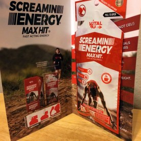 YBLTV Writer / Reviewer, William Fraser Review & Giveaway: Vital 4U Screamin' Energy Max Hit.