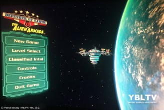 Monkey Wrench Studio: Defender of Earth Vs The Alien Aramada: Defender Select. YBLTV Review by Patrick Mackey.