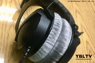 Beyerdynamic DT 770 Studio Edition Headphones. YBLTV Review by Patrick Mackey.