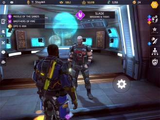 Madfinger Games - Shadowgun Legends. YBLTV Review by Washington Thompson III.