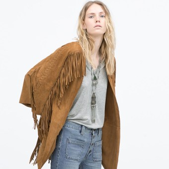 Zara-veste-daim-franges-été-2015