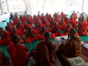 Monastic Training for Kids