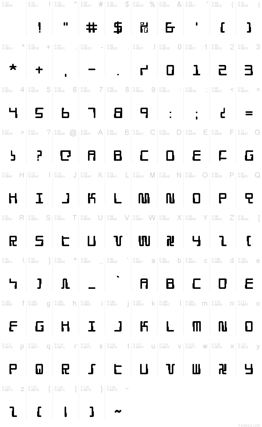 Download Droid Lover font
