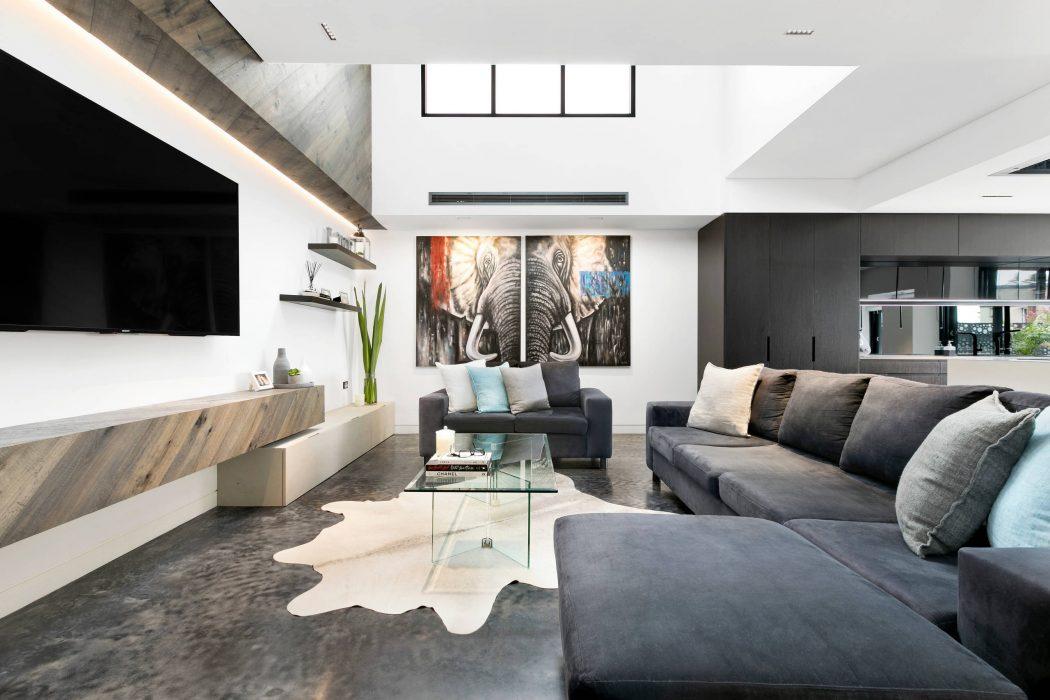 Contemporary Interior Design Homeadore