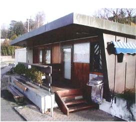 Club House du Yacht Club de Genève avant 2008