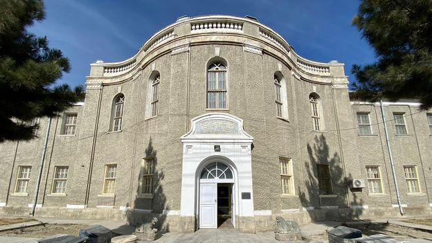 The National Museum of Afghanistan has survived wars, rocket attacks and looting in its long history (Credit: Credit: Hikmat Noori)
