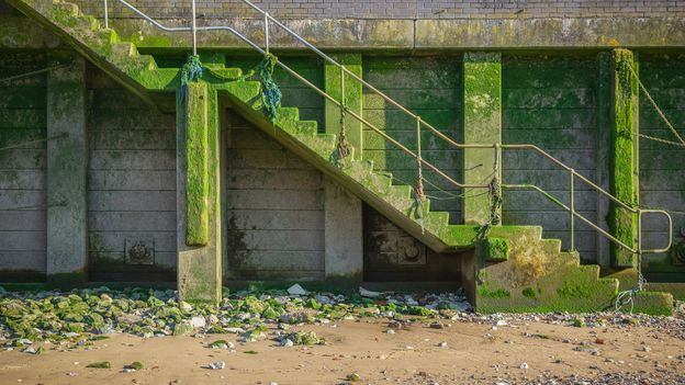 The entire history of Britain can be told from items washed up on the foreshore (Credit: Credit: VictorHuang/Getty Images)