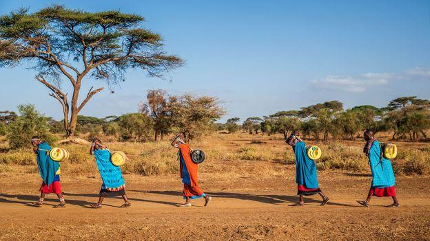 BBC - Travel - Harambee: The law of generosity that rules Kenya