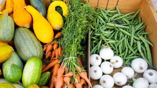 Many common culinary ingredients like squash, beans, carrots and onions are based on Native foods (Credit: Credit: Julien McRoberts/Getty Images)